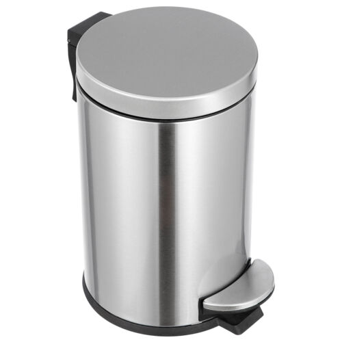 Trash Can Garbage Container Bin for Bathrooms Rooms Kitchens Home Offices