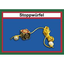 Stoppwürfel - keiner kann's nachmachen - ein klassischer Verrücktmacher (03213)