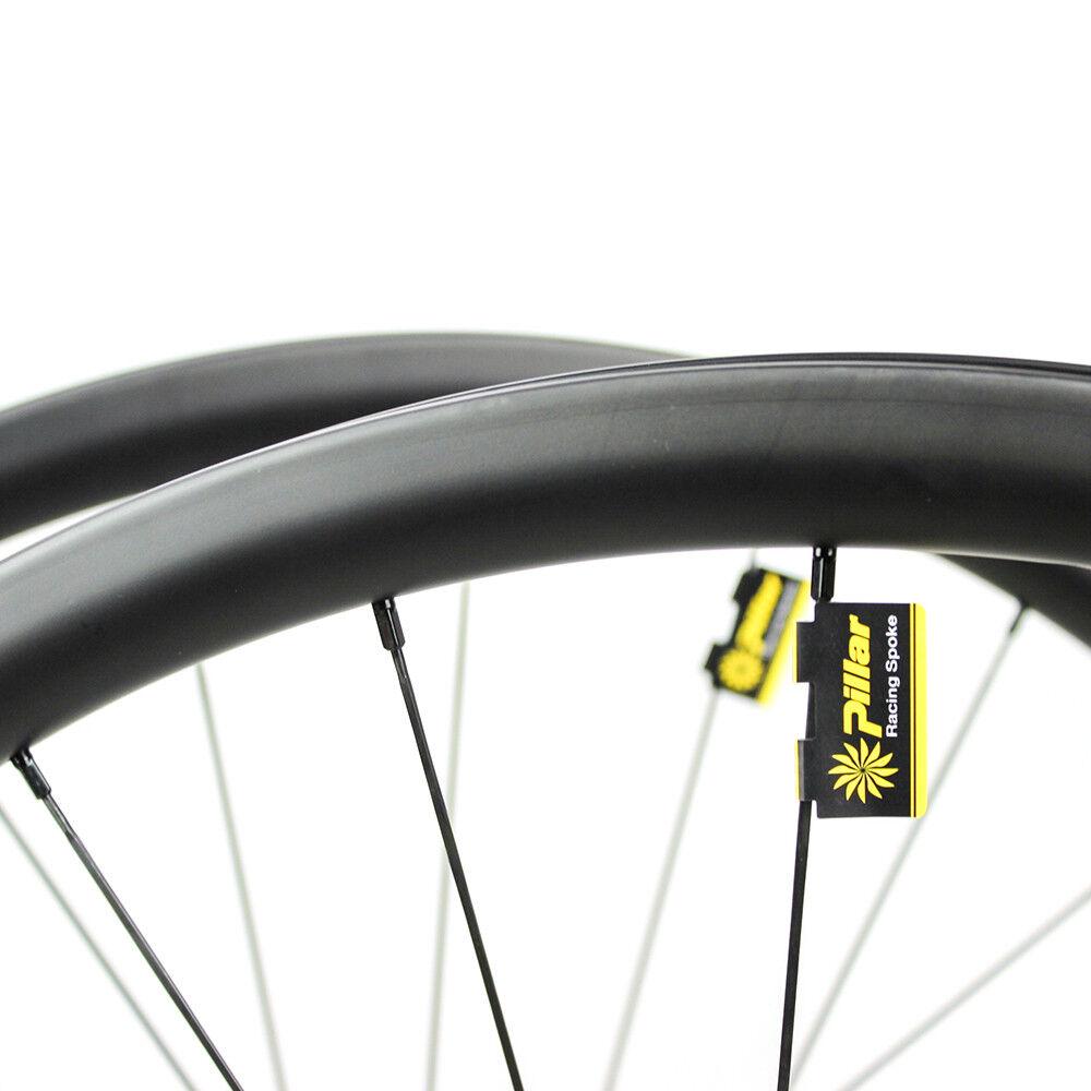 27.5er Disc Brake Gravel Bike Wheel Cyclocross XC mtb carbon Wheels 24mm width