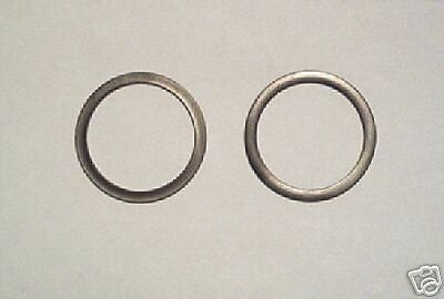 "Demon B//G Holley 9//16/"" Fuel Float Bowl Inlet Washers; Avenger AED /& QFT Carbs"
