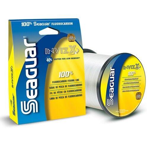 Seaguar Invizx 100% Flugoldcarbon 1000 yd 17 lb 17VZ1000