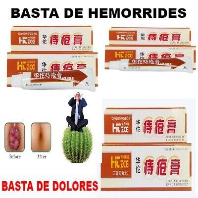 Crema para hemorroides externas uruguay