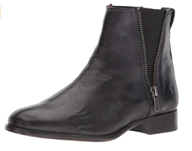 negozio outlet FRYE Donna  Carly Carly Carly Zip Chelsea avvio nero 76760  prima qualità ai consumatori