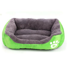 Large Pet Dog Cat Bed Puppy Cushion House Pet Soft Warm Kennel Dog Mat Blanket  sc 1 st  eBay & IKEA Bastis Cat Tent House Pet Bed Hiding Place Green Color | eBay