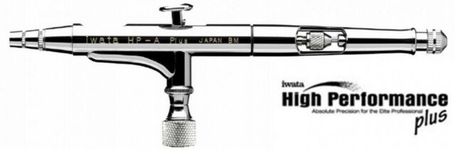 ANEST IWATA HP Plus Airbrush HP-AP 0.2 mm 0.4 ml From Japan New