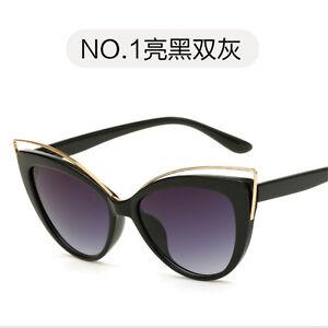 Women-Fashion-Cat-Eye-UV400-Sunglasses-Eyewear-Shades-Retro-Vintage-Eye-Glasses