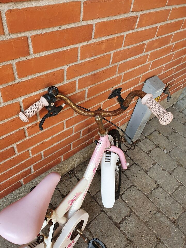 Pigecykel, anden type, 16 tommer hjul