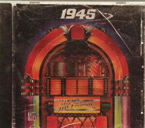 1945-YOUR-HIT-PARADE-CD-DISK-IN-VERY-GOOD-SHAPE