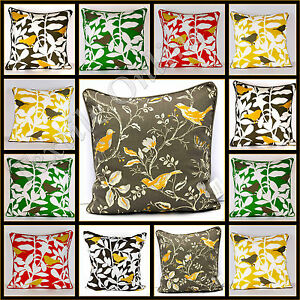 Luxury-Cushion-Cover-100-Cotton-Bird-Tree-Decorative-Sofa-Pillow-Cases-20x20-034