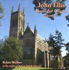John Ellis: Music for Organ, Vol. 2 (CD, Apr-2010, Divine Art)