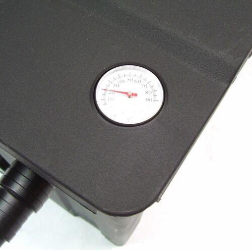 UVC 36 W Lampe Teichfilter 55B 90000l Teichpumpe 8500  SET 3-fach Algenstop