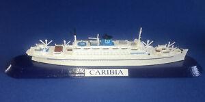 Siosa Fratelli Grimaldi Ship Caribia Ex. Vulcania - Saturnia Modèle 1 1250