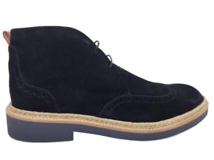 44e1443f Details about New Authentic Louis Vuitton Men's Shoes High Derby Boot size  8.5 - 9 US #A18