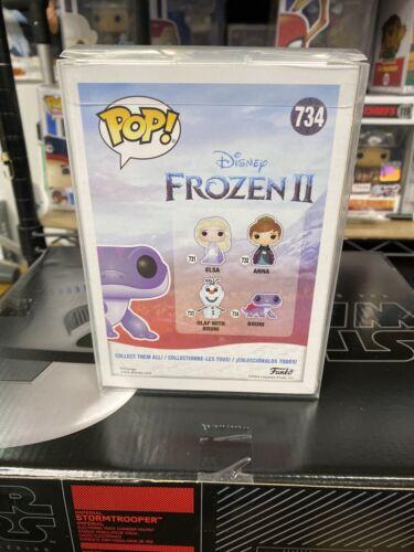 Funko POP Frozen 2 Bruni 734 Brand New Sealed RARE