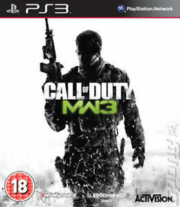 Call-of-Duty-Modern-Warfare-3-PS3-MINT-Condition-1st-Class-FAST-Delivery