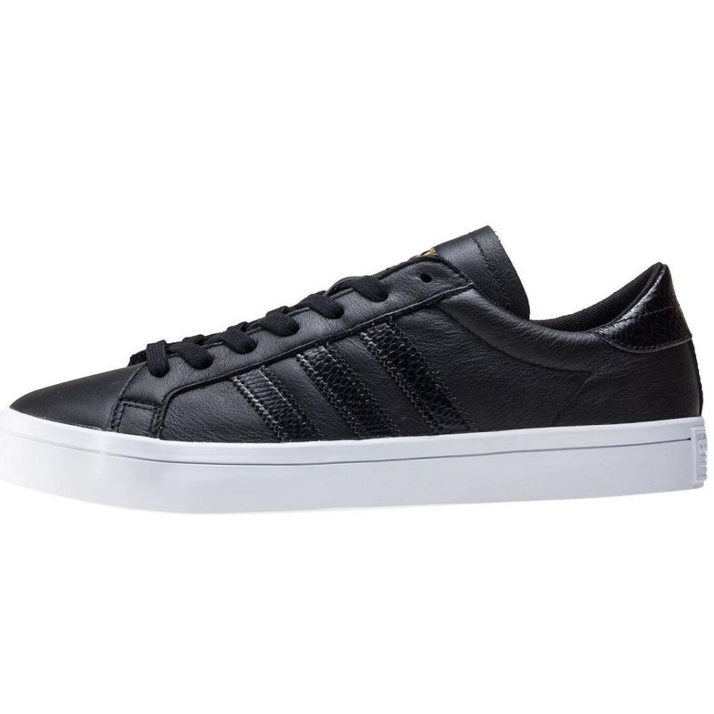 adidas Court Vantage Retro Sneaker Zapatos Zapatillas Calzado negro BB0148 SALE