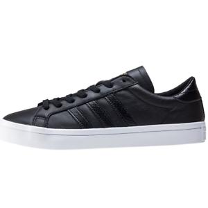 Intelligent Adidas Court Vantage Retro Sneaker Baskets Chaussures De Sport Noir Bb0148 Sale DernièRe Technologie