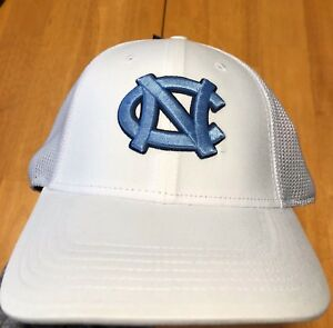 2b6e1766 North Carolina Tar Heels Nike Performance L91 L91 Flex Hat White ...