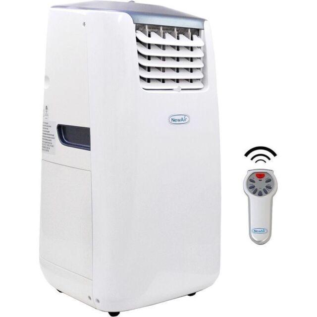 Portable 14000 BTU Air Conditioner U0026 Heat Pump, Large 525 SqFt AC Ionizer  Remote