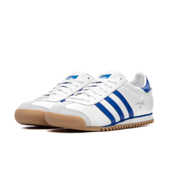 captura zapatillas de skate nueva alta calidad adidas Originals Mens Wilhelm Bungert Trainers White Striped ...