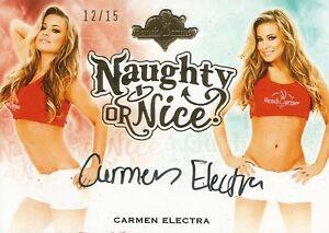Carmen electra naughty pics photos 43
