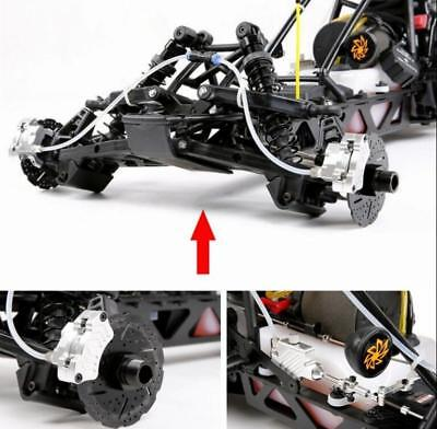 Alloy front hydraulic brake for hpi rv baja 5b 5t 5sc buggy truck