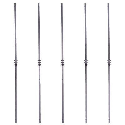 5 X Le Linee Di Taglio Frantumazione Per Mcculloch Garden Vac 1600w Mev1600-