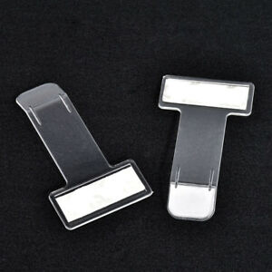 2PCS-Car-Vehicle-Accessory-Parking-Ticket-Permit-Card-Ticket-Holder-Clip-Sticker