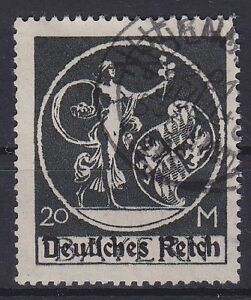 DR-Mi-Nr-138I-geprueft-Infla-gest-Abschiedsserie-Dt-Reich-1920-used