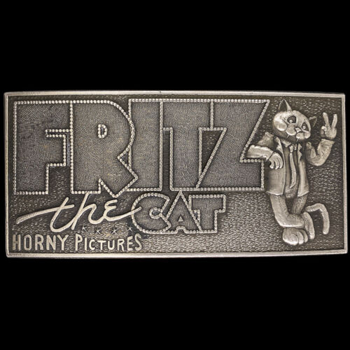 Brass Fritz Cat Horny Pictures R Crumb Art Comic H