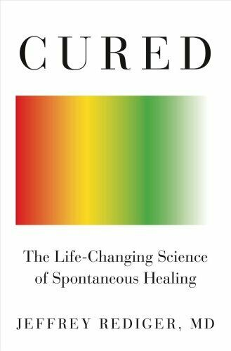 Cured The Life-Changing Science of Spontaneous Healing 9781250193193   Brand New 2
