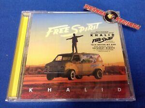 Khalid-Free-Spirit-2019-Soul-R-amp-B-NEW-CD-RCA-Piranha-Records