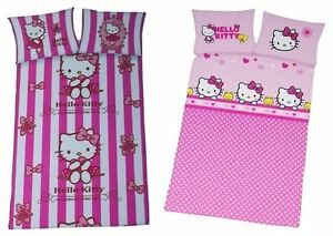 Herding/sanrio Hello Kitty Baby Bettwäsche 100x135cm 40x60cm 100% Baumwolle Von Der Konsumierenden öFfentlichkeit Hoch Gelobt Und GeschäTzt Zu Werden Bettwäschegarnituren