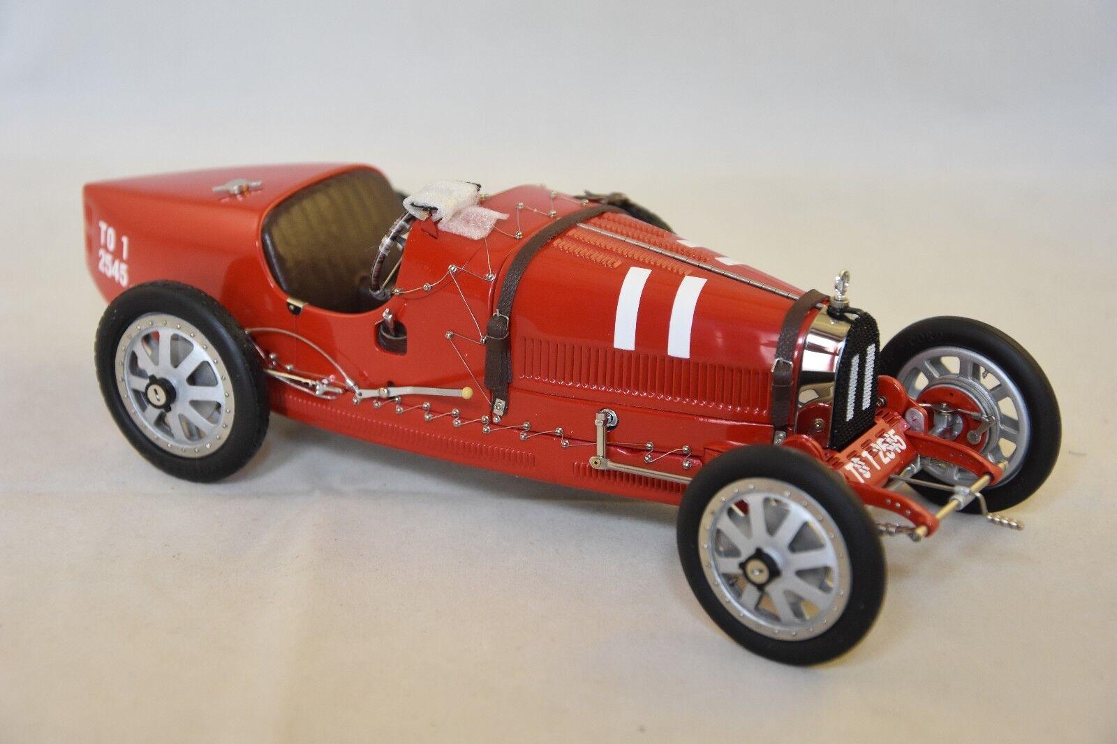 CMC CMCB-001 - Bugatti T35 Nation Couleur Project Italie 1 18