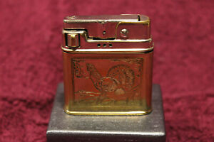 Rowenta-Auerhahn-Automatic-Petrol-Lighter-Briquet-Benzin-restored-Video