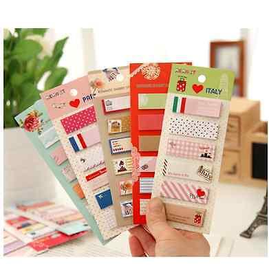 120pcs/pack Sticky Memo/ Sticker/ Post it Notes/ Pad