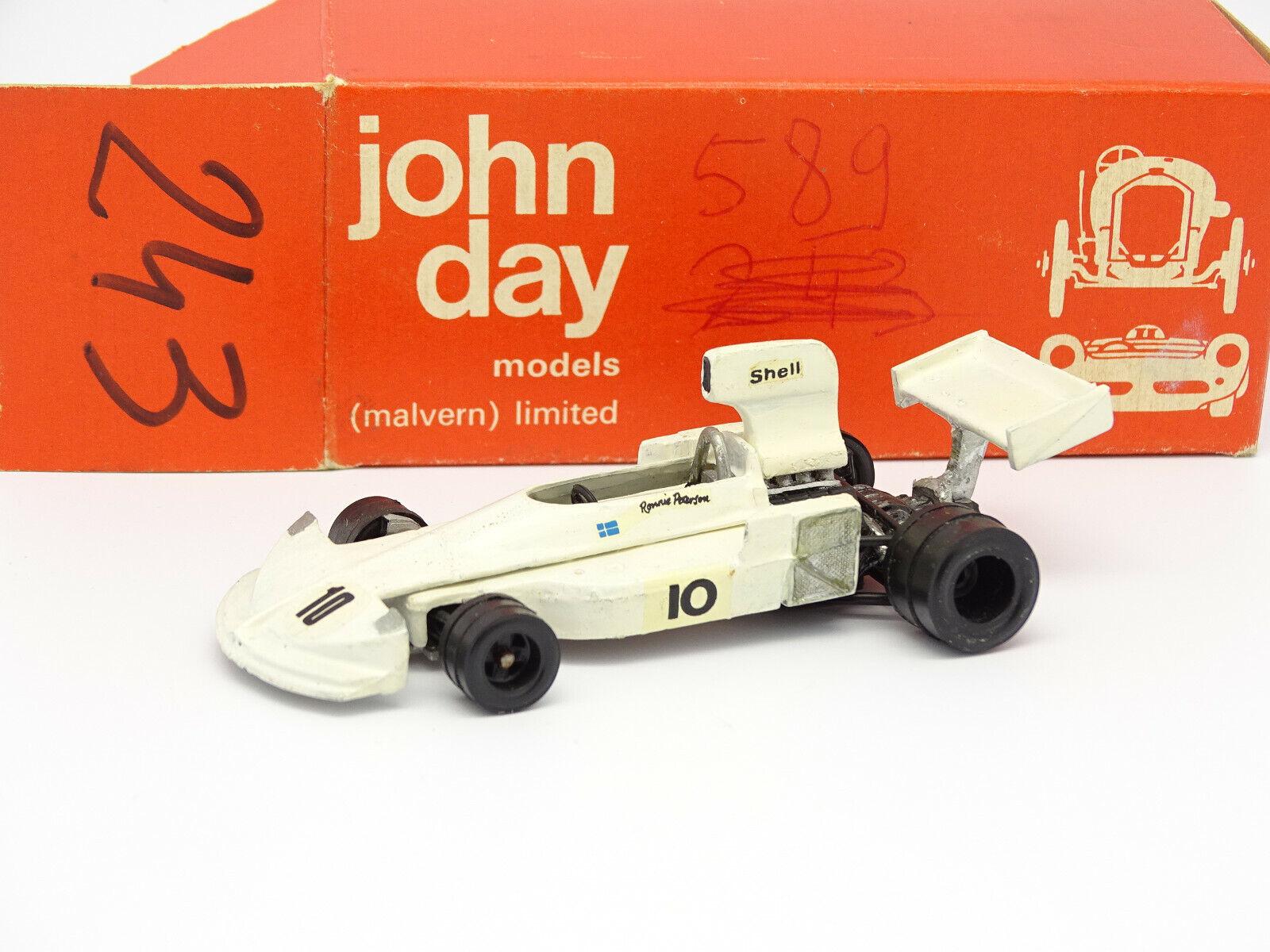 John Day Kit Montato Mettuttio 143  F1 Marzo 761 Peterson Stagione 1976