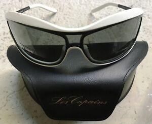 abile design design distintivo prezzo base Dettagli su Les Copains eyewear occhiali da sole mascherina unisex NEW!!