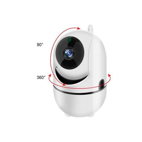 Heimsicherheit 360° HD Nachtsicht IP Drahtlose WIFI Kamera Zwei Wege Audio CCTV
