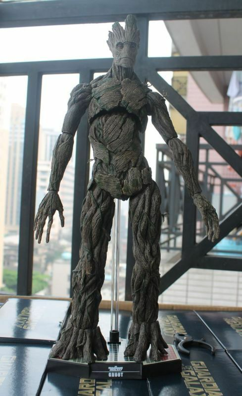 Guardians of the Galaxy Groot 1 6 Scale PVC Action Figure Collectible Model 15