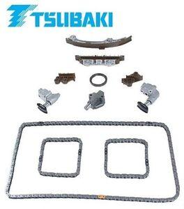Details about TSUBAKI Japan Engine Timing Chain Set CDK124G 1302831U00