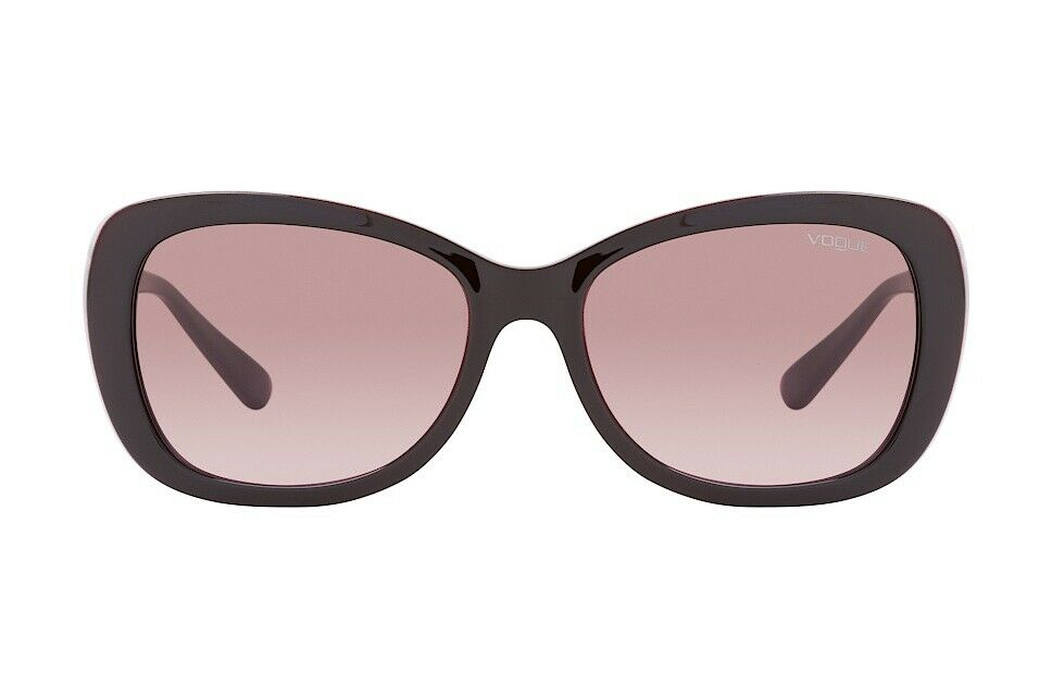 Authentic Vogue Sunglasses VO2943-SB 1941/1 Oxblood Frames Brown Lens 55MM ST*