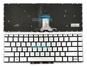 HP-Pavilion-x360-14m-cd0001dx-14m-cd0003dx-14m-cd0005dx-Tastiera-Retroilluminata-US