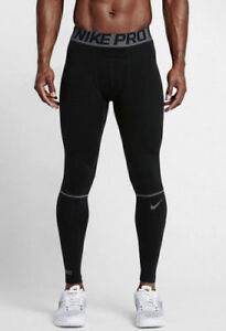 Hypermoderne Nike Pro Hyperwarm Men's Compression Training Running Gym Tights HW-42
