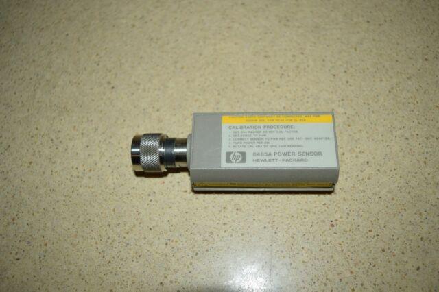 <SS> HEWLETT PACKARD 8483A POWER SENSOR (HG40)
