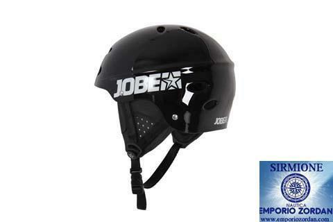 Jobe casco wakeboard sci nautico moto acqua jet ski canoa Victor Helmet Black