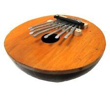 Coconut Shell Plain 7 Keys Tunable Mbira Kalimba Karimba African Thumb Piano
