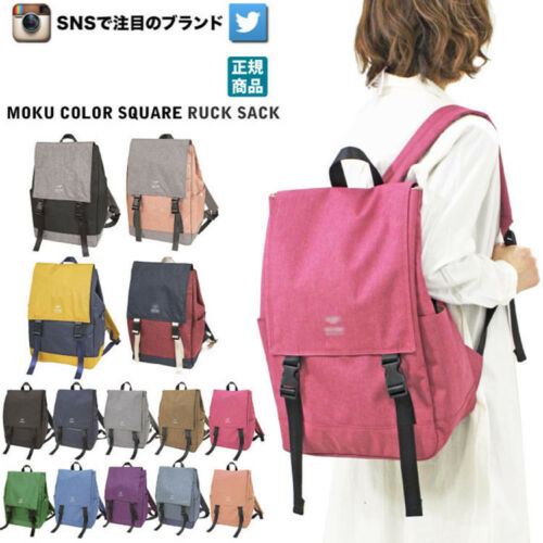 Japan anello new Flip cover bag boys and girls students  large capacity backpack