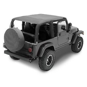 Attractive Image Is Loading 04 06 Jeep Wrangler Unlimited LJ Extended Bikini