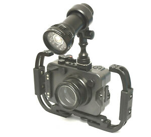 I-torch Video Pro 3 - Licht Video LED Focus Ligth Videoligth Tauchen 650 Lumen